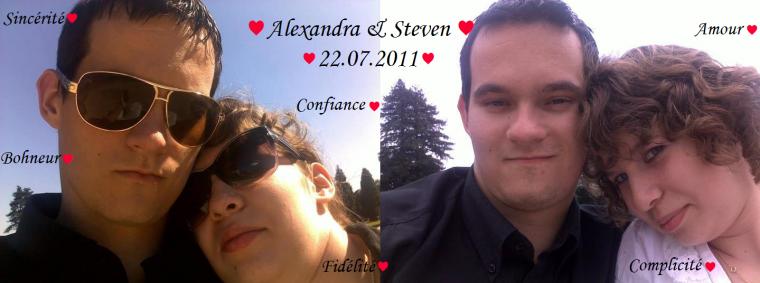 • Vendredi 22 Juillet 2011 ♥ La Plus Belle Date . SA FAiT DÉJÀ 2 ANS (...)