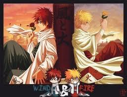 Gaara ou Naruto?