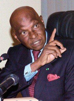 Abdoulaye Wade ou le complexe du saumon