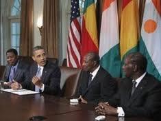 Régimes néo-démocratiques de Guinée, du Niger, de la Côte d'Ivoire et du Bénin