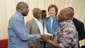Inculpation de Laurent Gbagbo