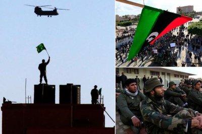 Invasion de la Libye