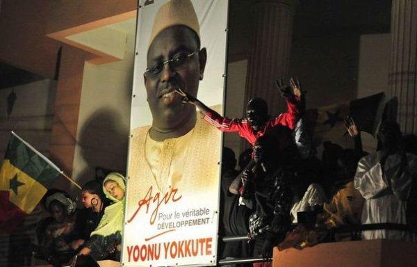 Sénégal-Présidentielle 2012 :