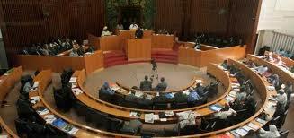 Sénégal 2012-Dissolution de l'Assemblée Nationale