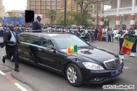 Sénégal 2012-Communication gouvernementale