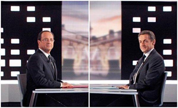 Présidentielle française-Duel d'entre les deux tours