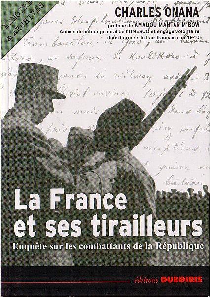 Tirailleurs africains morts pour la France