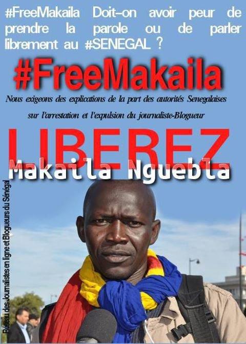 Set Makaila Free !
