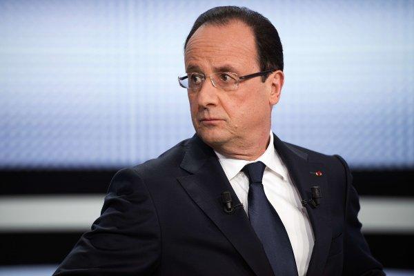 Hollande, Homme De L'Année