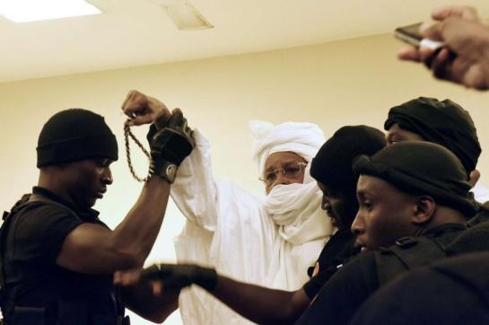 Procès Hissène Habré