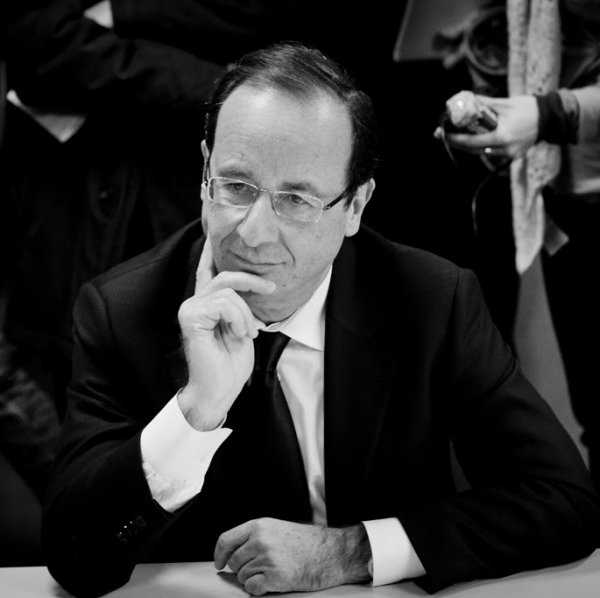 France-Five More Years Pour Hollande ?