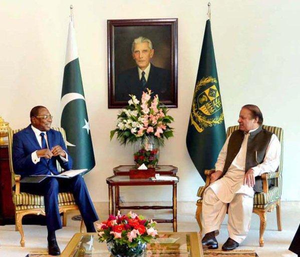diplomatie-Sénégal-Pakistan