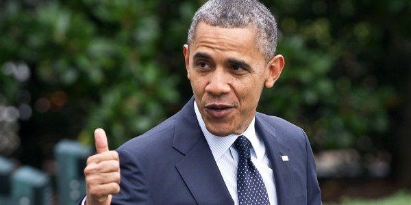 Clap De Fin Pour Obama