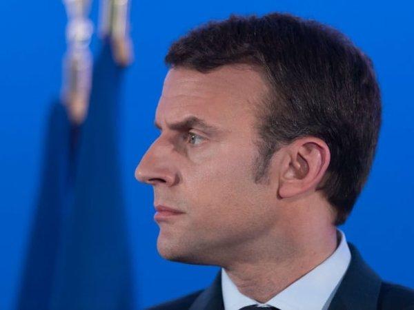 France.Macron Veut Enlever Le Bas