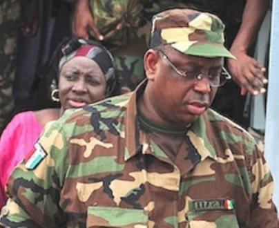 Il Faut Sauver Le Soldat Macky Sall