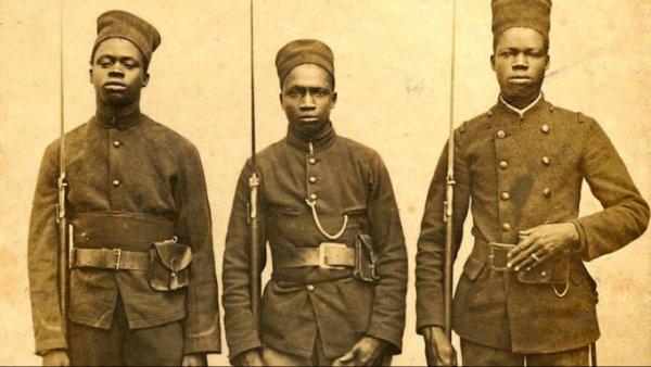 Wade, Tirailleur Sénégalais