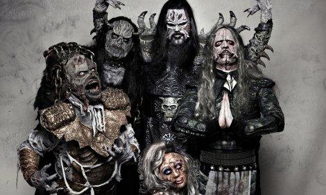 Groupe Lordi !!!