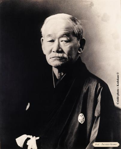 KANŌ JIGORŌ 嘉納 治五郎