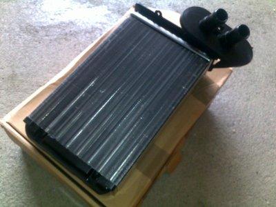 changement de DEMARREUR radiateur d'eau ev radiateur de chafauge et carter huil