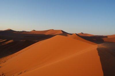 escalade Namibie