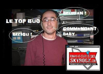 Radio Libre > Les bugs de Romano