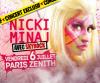 Evènement > Concert - Nicki Minaj
