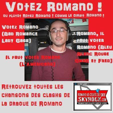 RVSCDS > Création - Les albums de Romano