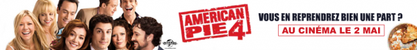 Evènement > Film Skyrock - American Pie 4 (Sortie le 2 Mai)