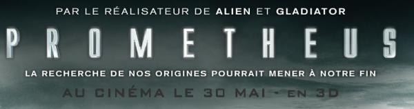 Evènement > Film Skyrock - Prometheus 3D (Sortie le 30 Mai)