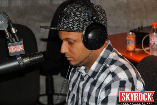 Planète Rap > Matt Houston - Semaine du 25 Juin 2012