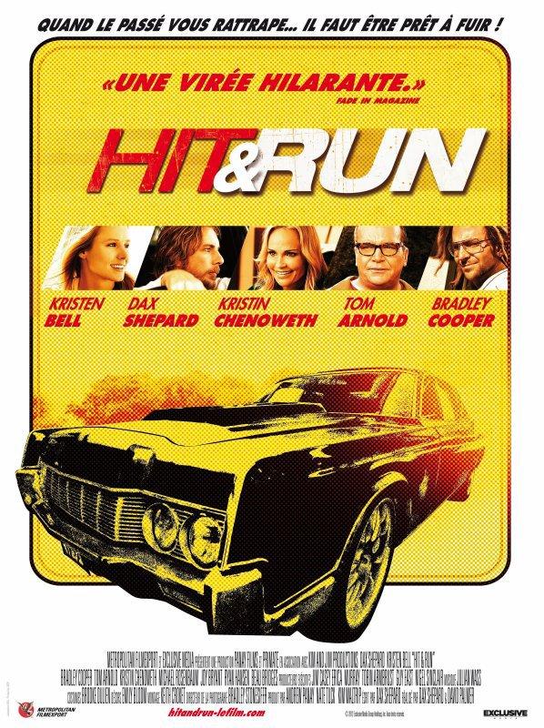 Evènement > Film Skyrock - Hit&Run (Sortie le 29 Août au cinéma)