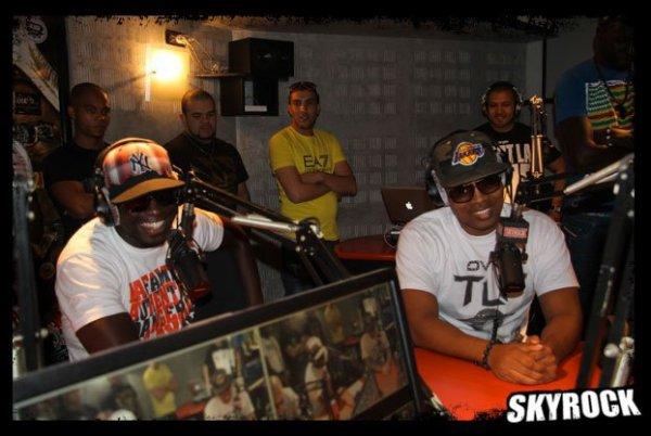 Planète Rap > Semaine du 27/08/12 - TLF en Live !