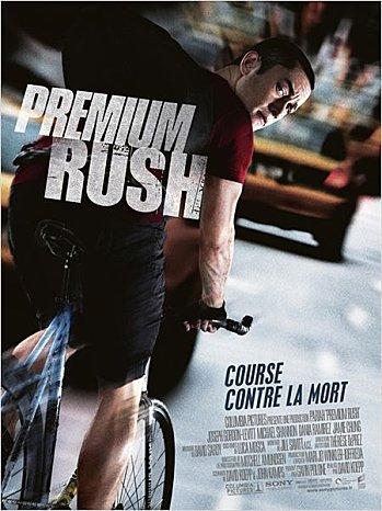 Evènement > Film Skyrock - Premium Rush (Sortie le 5 Septembre au ciné)