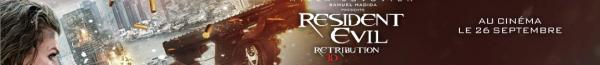 Evènement > Film Skyrock - Resident Evil : Retribution (3D) (Sortie le 26 Septembre au cinéma)