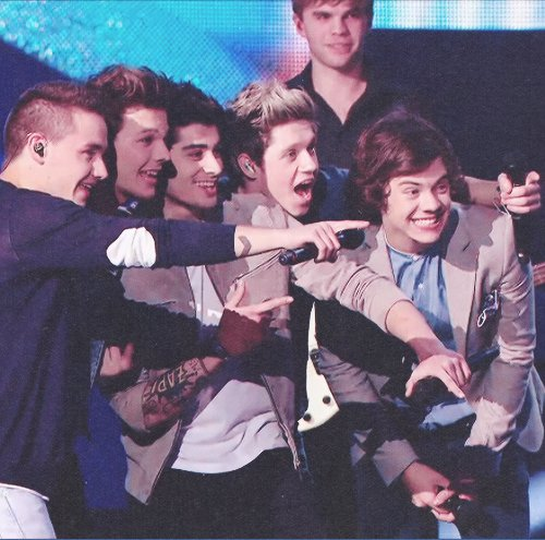 One Band. One Dream. One Direction.
