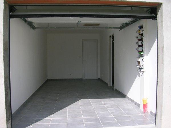 Carrelage Garage Terminé Autoconstruction