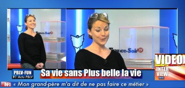 Aurélie Vaneck : Sa vie sans Plus belle la vie