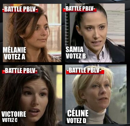 BATTLE PBLV SAISON 2