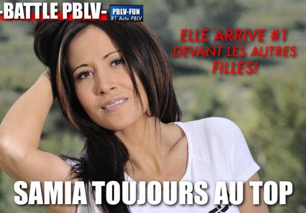 -BATTLE PBLV- RÉSULTAT DU SECOND GROUPE DES FILLES