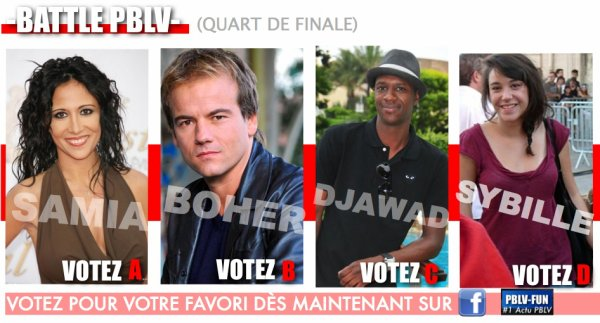 BATTLE PBLV: QUART DE FINALE