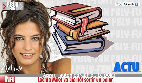 UN POLAR POUR L.MILOT (MÉLANIE PBLV)