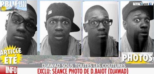 SÉANCE PHOTO: DAVID BAIOT (DJAWAD) SOUS TOUTES LES COUTURES