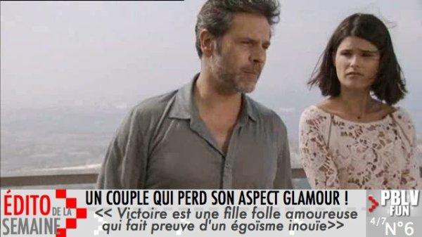 "EDITO DE LA SEMAINE: (NUM°6) ""VICTOIRE ET SACHA: UN COUPLE GLAM?"""