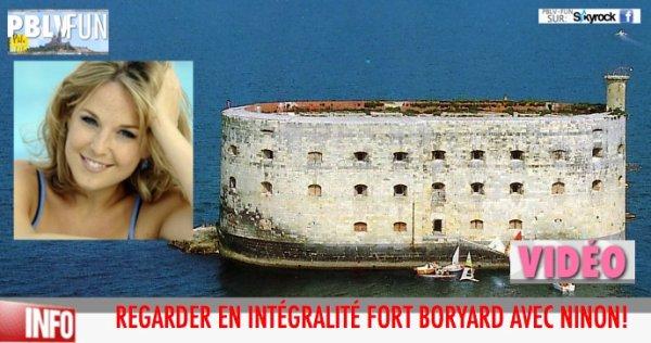 REPLAY: REVOIR FORT BROYARD AVEC AURÉLIE VANECK