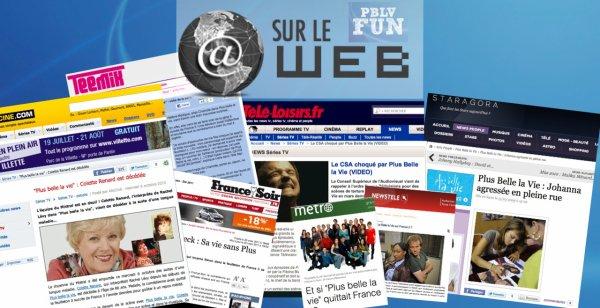 SUR LE WEB #1: 3 ARTICLES PBLV ICI