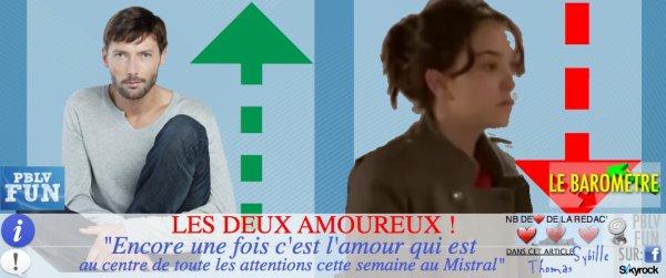 BAROMÈTRE: SYBILLE FLOP / THOMAS TOP !