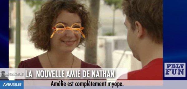 PERSO: Amélie (myope) débarque au Mistral