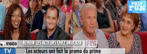 PBLV: Revoir les acteurs invités chez Michel Drucker