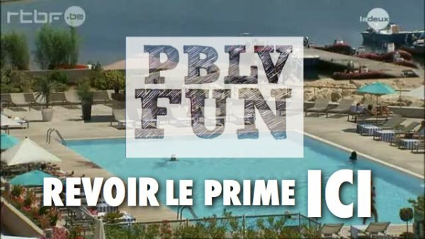 "REPLAY: REVOIR LE PRIME ""COURSE CONTRE LA MONTRE"""