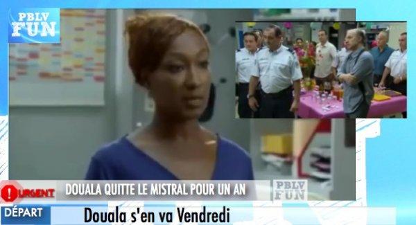 DOUALA QUITTE LE MISTRAL ! + D'INFO ICI